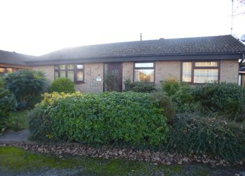 Thumbnail 3 bed detached bungalow for sale in Plantation Close, Whitwell, Worksop