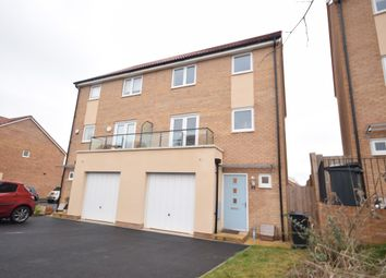 Thumbnail 4 bed semi-detached house to rent in Newlands Lane, Emersons Green, Bristol