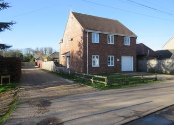 Thumbnail 4 bedroom detached house to rent in Green Lane, Christchurch, Wisbech