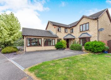 4 bed detached house for sale in Beckside, Flockton, Wakefield WF4