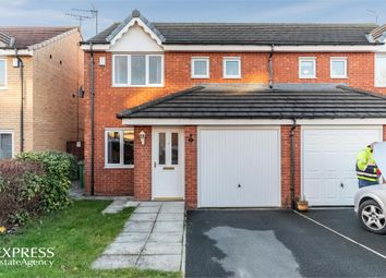Thumbnail 3 bed semi-detached house for sale in Witton Park, Stockton-On-Tees, Durham