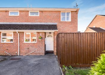 Thumbnail 1 bed end terrace house for sale in Goose Green Way, Thatcham