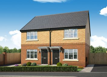 "Thumbnail 2 bed property for sale in ""The Linton"" at Newbury Road, Skelmersdale"