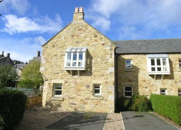 Thumbnail 2 bed flat for sale in Well Strand, Rothbury, Morpeth
