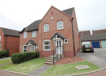 Thumbnail 3 bed semi-detached house to rent in Thistle Bank, Mansfield Woodhouse, Mansfield