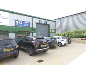 Thumbnail Industrial to let in Eagle Business Park, Yaxley
