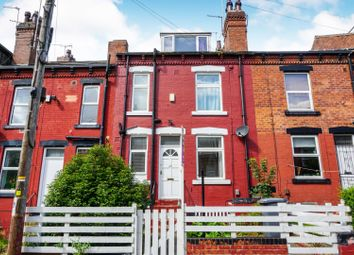 Thumbnail 2 bed terraced house for sale in Martin Terrace, Leeds