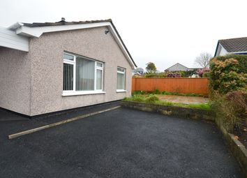 Thumbnail 2 bed detached bungalow to rent in Trebarva Close, Redruth