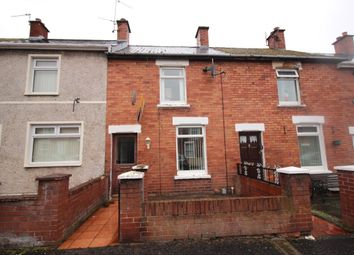 Thumbnail 2 bedroom terraced house for sale in Beechmount Street, Belfast