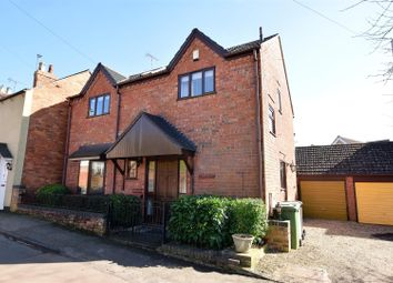Thumbnail 4 bed detached house for sale in Main Street, Belton In Rutland, Oakham