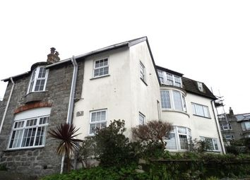 Thumbnail 2 bed flat to rent in Chywoone Hill, Newlyn, Penzance