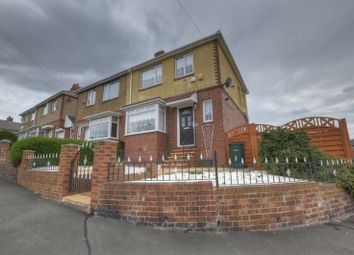 Thumbnail 3 bed semi-detached house for sale in Balfour Road, Denton Burn, Newcastle Upon Tyne