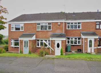 Thumbnail 3 bed terraced house for sale in Bosworth Close, Dudley