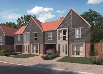 Thumbnail 3 bed detached house for sale in Willesborough Road, Kennington, Ashford