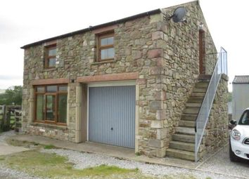Thumbnail 3 bed detached house for sale in Heggerscale Cottages, Kaber, Kirkby Stephen