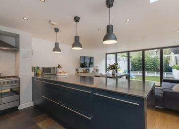 Thumbnail 5 bed terraced house for sale in Sumatra Road, West Hampstead, London