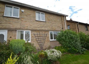 Thumbnail 3 bed semi-detached house for sale in Whitefield Crescent, Pegswood, Morpeth