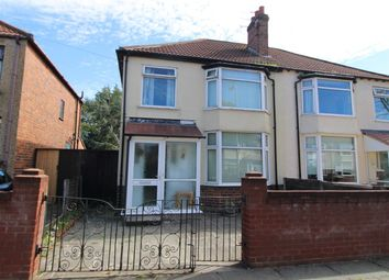 3 bed semi-detached house for sale in Miller Avenue, Crosby, Liverpool L23