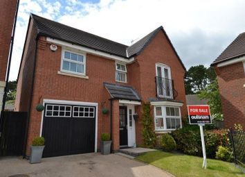 Thumbnail 4 bed detached house for sale in Brock Close, Rednal, Birmingham