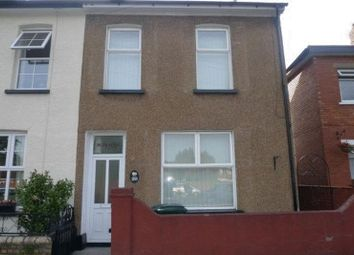 Thumbnail 3 bed end terrace house to rent in Goldcroft Common, Caerleon, Newport