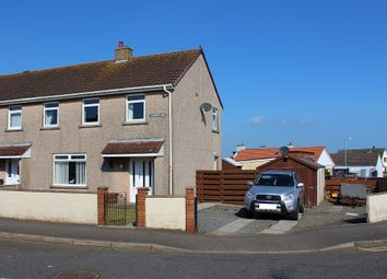 Thumbnail 3 bed end terrace house for sale in 2 Bayview Road, Stranraer