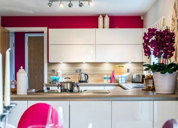 """Thumbnail 5 bedroom detached house for sale in """"The Logan"""" at Woodilee Road, Lenzie, Kirkintilloch, Glasgow"""