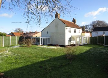 4 bed detached house for sale in London Street, Whissonsett, Dereham NR20