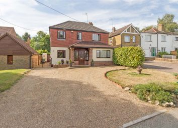 Thumbnail 4 bedroom detached house for sale in Munns Lane, Hartlip, Sittingbourne