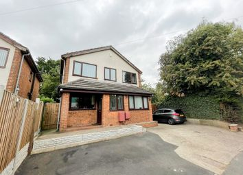 Thumbnail 3 bed detached house for sale in Kings Drive, Mickleover, Derby