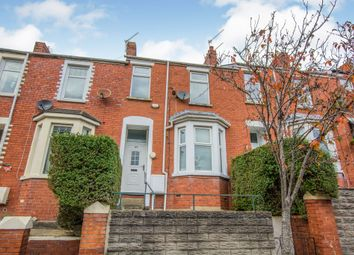 Thumbnail 3 bed terraced house for sale in Porthkerry Road, Barry