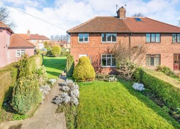 Thumbnail 3 bed semi-detached house for sale in Stockwell Avenue, Knaresborough, North Yorkshire