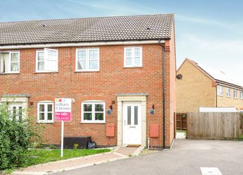 Thumbnail 3 bed terraced house for sale in Bonnington Court, Spalding