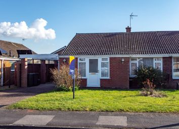Thumbnail 3 bed semi-detached bungalow for sale in Croftway, Selby