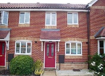 Thumbnail 2 bed terraced house to rent in Heron Close, Rayleigh, Essex