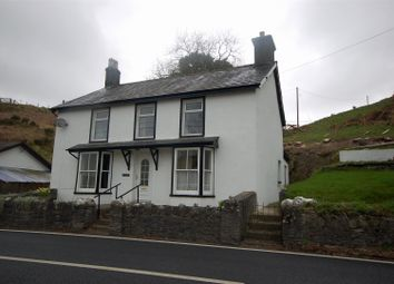 Thumbnail 3 bed detached house for sale in Ponterwyd, Aberystwyth