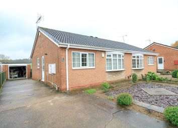 Thumbnail 2 bed bungalow for sale in Oakleigh, Bottesford, Scunthorpe