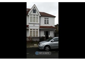 Thumbnail 4 bed semi-detached house to rent in Porden Road, London