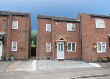 Thumbnail 3 bed semi-detached house for sale in Railway Street, Wigston