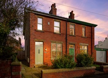 Thumbnail 3 bed semi-detached house for sale in South Street, Great Eccleston, Preston