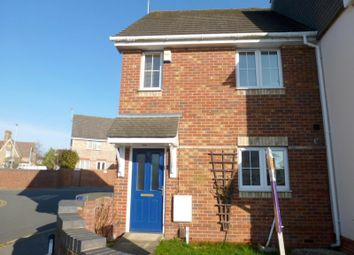 Thumbnail 3 bedroom end terrace house to rent in Kings Close, Oakdale, Poole
