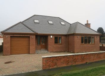 Thumbnail 4 bed detached bungalow for sale in Greenmoor Avenue, Lofthouse, Wakefield