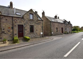 Thumbnail 3 bed cottage for sale in Main Street, Leitholm