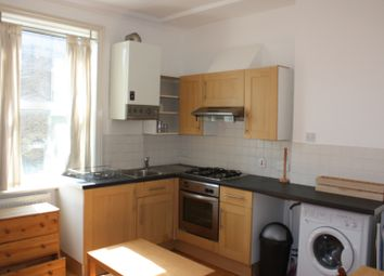Thumbnail 1 bed flat to rent in Salusbury Road, London