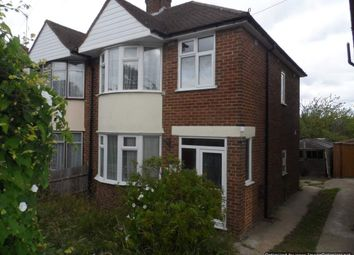 Thumbnail 4 bedroom semi-detached house for sale in Ormesby Drive, Potters Bar