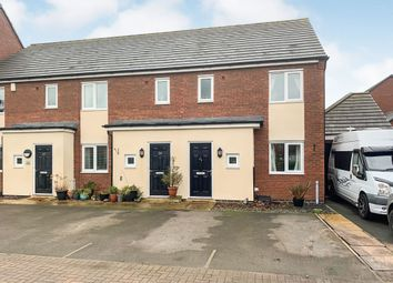 3 bed end terrace house for sale in St Thomas Way, Hawksyard, Rugeley WS15