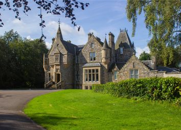 Thumbnail 3 bed flat for sale in Apartment 12, Lentran House, Lentran, Inverness
