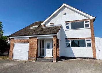 Thumbnail 4 bed detached house to rent in Reedings Road, Barrowby, Grantham