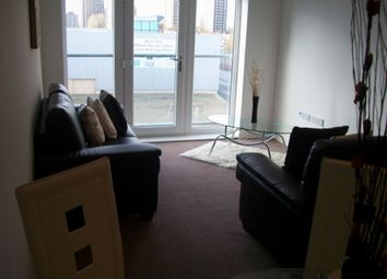 Thumbnail 2 bed flat to rent in Ladywell Point Pilgrims Way, Salford