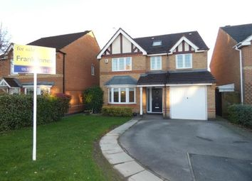 Thumbnail 5 bed detached house for sale in Ambervale Close, Littleover, Derby, Derbyshire