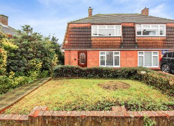 Thumbnail 2 bed semi-detached house for sale in Kingshill Drive, Hoo